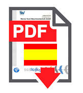 PDF download cert ES
