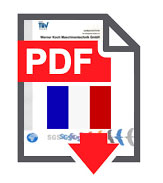 PDF download cert FR