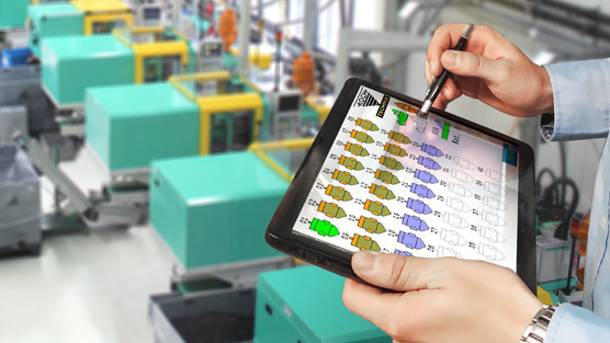 KOCH TECHNIK remote via tablet and app